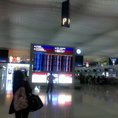 Photo taken at Terminal 2 二號客運大樓 by Tracee A. on 2/25/2013