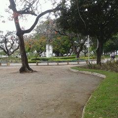 Photo taken at Praça do Centenário by Robson B. on 4/19/2013