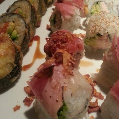 Photo taken at Sushi Katsu by Ryan Mayor V. on 10/21/2012