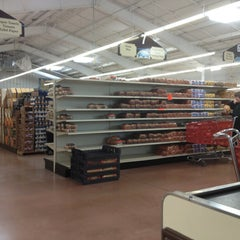 Photo taken at BB's Grocery Outlet by Michelle K. on 3/5/2013