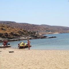 Photo taken at Porto Koundouros by 💋лолиьта💋 on 7/26/2013
