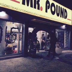 Photo taken at Mr. Pound Girne by İpek Ö. on 12/12/2014