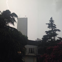 Photo taken at Akro Tanıtım by Ozmen K. on 8/7/2014