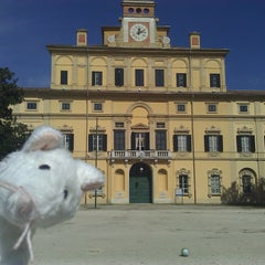 Photo taken at Parco Ducale Parma by Strudel A. on 3/31/2013