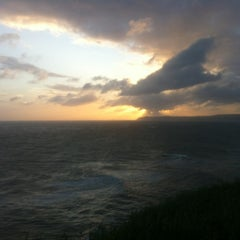 Photo taken at Cap Gris Nez by Philippe S. on 6/9/2012
