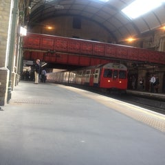 Photo taken at Paddington London Underground Station (District, Circle and Bakerloo lines) by Adel B. on 5/30/2012