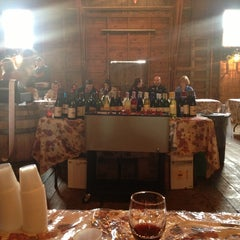 Photo taken at Thousand Islands Winery by Mauricio V. on 5/25/2013