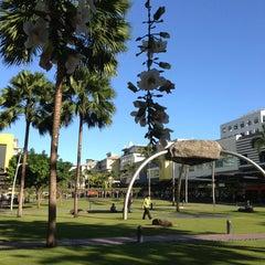 Photo taken at Bonifacio High Street by Angel E. on 3/14/2013
