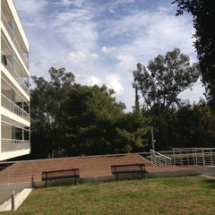 Photo taken at American College Of Greece- Residence 1 by Litsa P. on 3/14/2013