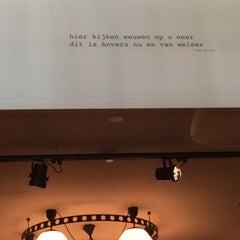 Photo taken at Café Anvers by Sanne d. on 1/7/2015