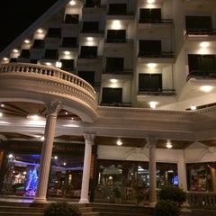 Photo taken at Caesar Palace Hotel Pattaya by Aima S. on 12/16/2014