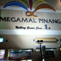 Photo taken at Megamall Pinang / Pacific Hyperstore by Rider R. on 3/16/2013