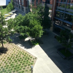 Photo taken at Tarrant County College (Trinity River Campus) by Tim M. on 5/7/2013