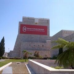 Photo taken at Centro Cultural de Belém (CCB) by Bahar K. on 5/14/2013