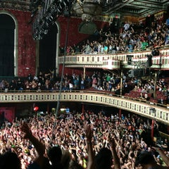 Photo taken at The Tabernacle by Derek M. on 3/9/2013