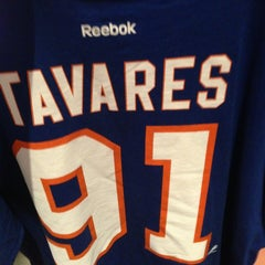Photo taken at New York Islanders Team Store by Gianmarco P. on 2/24/2013