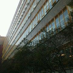 Photo taken at UNAM Facultad de Medicina by Benjamin C. on 2/25/2013