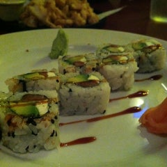 Photo taken at Wasabi's by Lauren W. on 2/28/2013