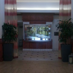 Photo taken at Hilton Garden Inn by Melanie C. on 6/10/2013