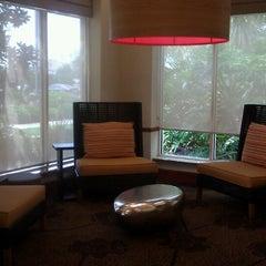 Photo taken at Hilton Garden Inn by Melanie C. on 7/1/2013