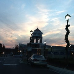 Photo taken at Woodmore Towne Centre at Glenarden by Tinu A. on 11/14/2012