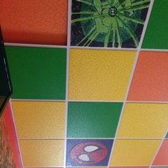 Photo taken at Laredo Pizza Factory by Meli G. on 3/23/2013