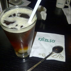 Photo taken at EXCELSO Café by Eb Ratmawan (. on 5/18/2014