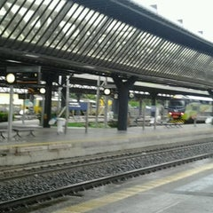 Photo taken at Stazione Milano Rogoredo by Iriss on 5/24/2013