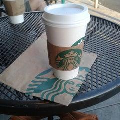Photo taken at Starbucks by Romina Y. on 6/11/2013