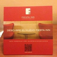 Photo taken at Fiesta Inn by Julio César L. on 3/8/2013