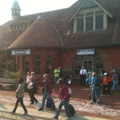 Photo taken at Kalamazoo Transportation Center - Amtrak (KAL) by Lauren T. on 9/17/2012