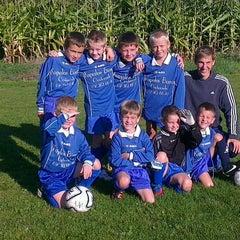 Photo taken at FC Moortsele by Ulrik ✈. on 9/22/2012