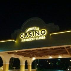 Photo taken at Seminole Casino Coconut Creek by Albone on 5/9/2013
