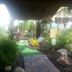 Photo taken at The Fish Hole Mini Golf by Traveling T. on 10/6/2012