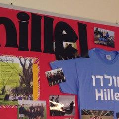 Photo taken at UT Hillel House by Sara F. on 3/11/2013
