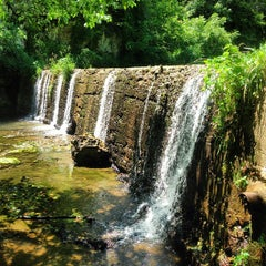 Photo taken at Natural Falls State Park by Micah F. on 6/28/2013