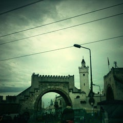 Photo taken at Bab al Khadhra | باب الخضراء by Ridha B. on 3/13/2013