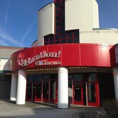 Photo taken at Celebration! Cinema & IMAX by Louis V. on 4/6/2013