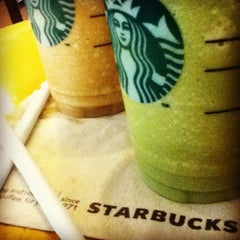 Photo taken at Starbucks Coffee by Ian I. on 3/1/2013