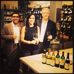 Photo taken at Perrine's Wine Shop by Alexandra O. on 10/3/2013