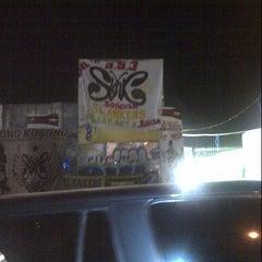 Photo taken at Stadion Kridosono by Rio S. on 11/1/2014