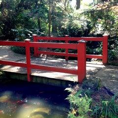 Photo taken at Mobile Botanical Gardens by Samantha V. on 4/21/2013