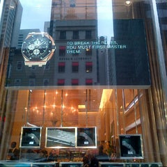 Photo prise au Audemars Piguet Boutique par Fatmanur E. le10/27/2012