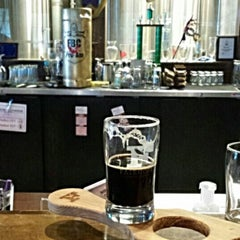 Photo taken at Fairhope Brewing Company by Mike W. on 9/27/2015