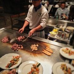 Photo taken at Yamato Japanese Restaurant by Vildan C. on 7/1/2015