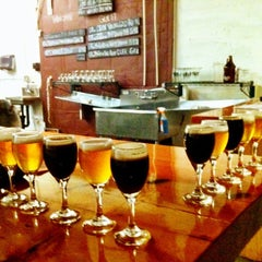 Photo taken at Wingman Brewers by Weekly Volcano on 1/13/2013