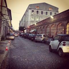 Photo taken at LX Factory by Alejandra E. on 3/21/2013