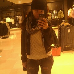 Photo taken at Zara by Annabel G. on 11/28/2014