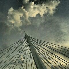 Photo taken at Puente Matute Remus by Antonio M. on 10/28/2012