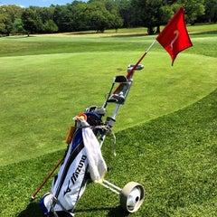 Photo taken at Sag Harbor Golf Club by Jameson on 9/6/2013